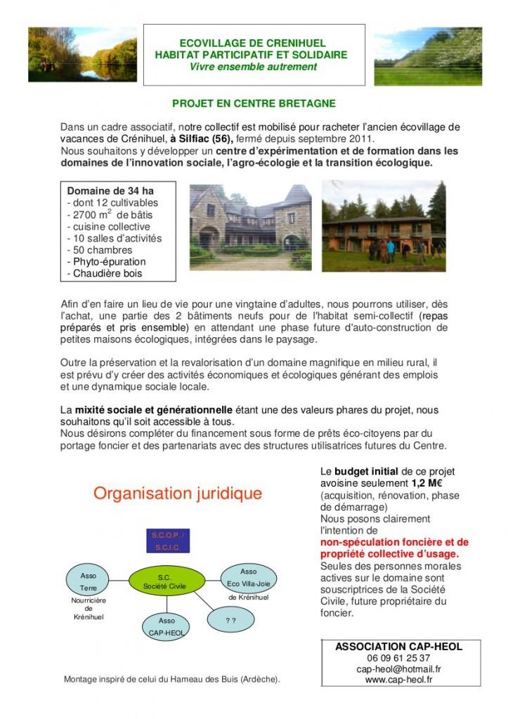 Ecovillage Crenihuel