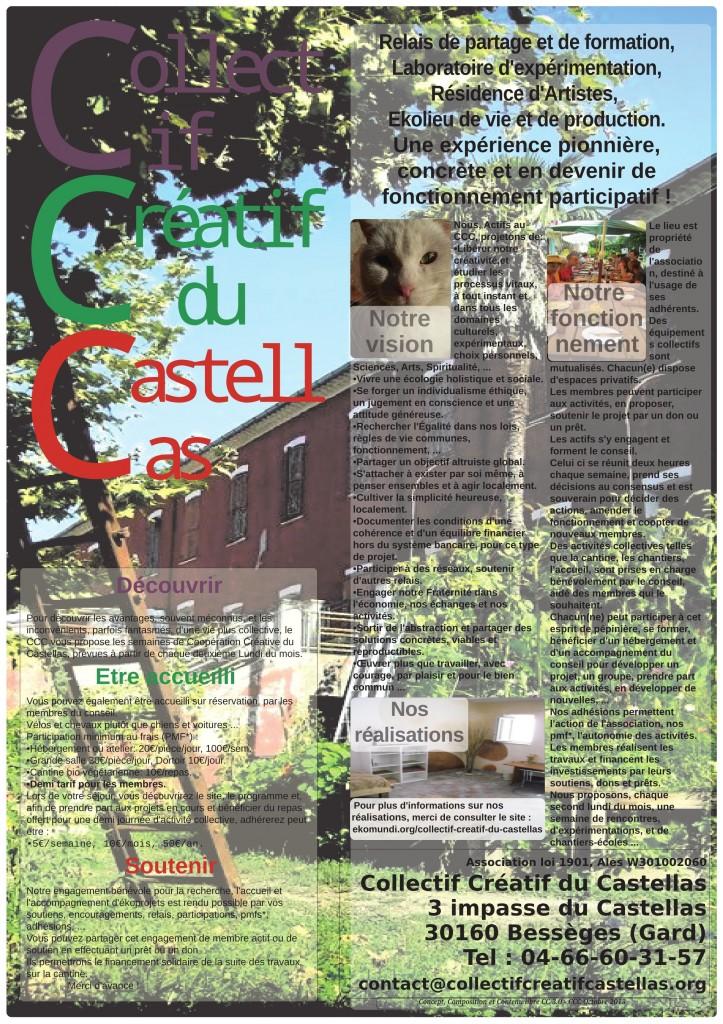Poster Castellas