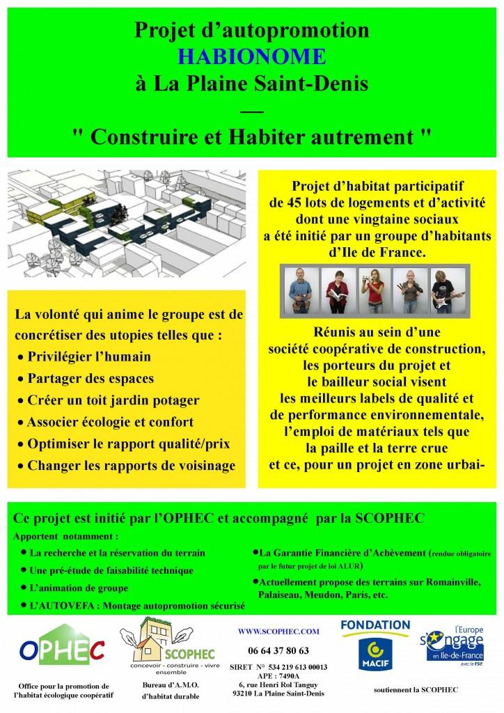 Poster Habionome